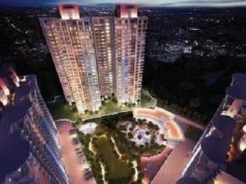 1060 sqft, 2 bhk Apartment in Neelkanth Palms Thane West, Mumbai at Rs. 1.3500 Cr