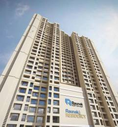 447 sqft, 1 bhk Apartment in Raunak Residency Thane West, Mumbai at Rs. 56.0000 Lacs