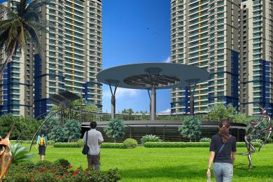 1142 sqft, 2 bhk Apartment in Neelkanth Greens Thane West, Mumbai at Rs. 1.7000 Cr