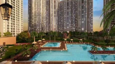 1153 sqft, 3 bhk Apartment in Dosti West County Phase 2 Dosti Cedar Thane West, Mumbai at Rs. 1.1800 Cr