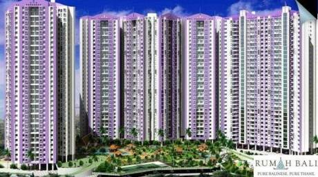 600 sqft, 1 bhk Apartment in Puraniks Rumah Bali Thane West, Mumbai at Rs. 63.0000 Lacs