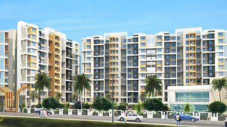 760 sqft, 2 bhk Apartment in Builder Project Uruli Devachi, Pune at Rs. 37.5000 Lacs