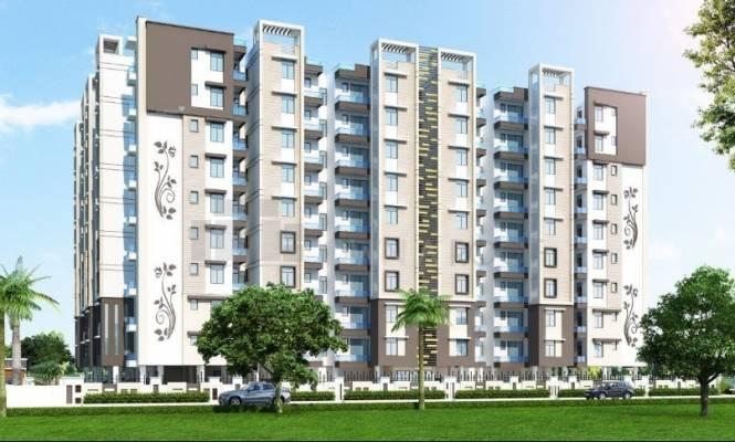 840 sqft, 2 bhk Apartment in Builder Project Vaishali Nagar, Jaipur at Rs. 28.0000 Lacs