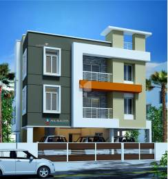 1002 sqft, 3 bhk Apartment in Builder Happy home ambattur chennai East Tambaram, Chennai at Rs. 52.1040 Lacs
