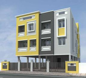 930 sqft, 2 bhk Apartment in Builder Project Kolathur, Chennai at Rs. 51.1407 Lacs