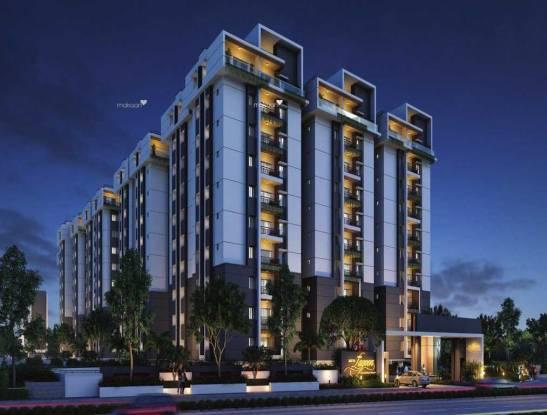 1654 sqft, 3 bhk Apartment in Sri Aditya Wiiz Lagoon Pragathi Nagar Kukatpally, Hyderabad at Rs. 62.7360 Lacs