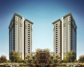 1282 sqft, 2 bhk Apartment in Pacifica Hillcrest Nanakramguda, Hyderabad at Rs. 47.4340 Lacs