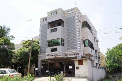 900 sqft, 2 bhk Apartment in Builder SRIRAM FLATS CHROMEPET Chromepet, Chennai at Rs. 11000