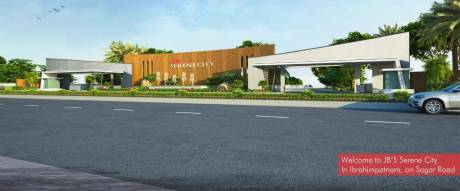 1800 sqft, Plot in Builder j b serene city Ibrahimpatnam, Hyderabad at Rs. 13.0000 Lacs