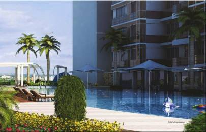 1250 sqft, 2 bhk Apartment in  Brillante Panvel, Mumbai at Rs. 65.0000 Lacs