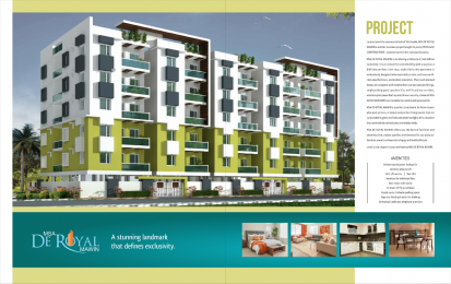 1454 Sqft 3 Bhk Apartment In Builder Msa Toli Chowki Hyderabad At Rs