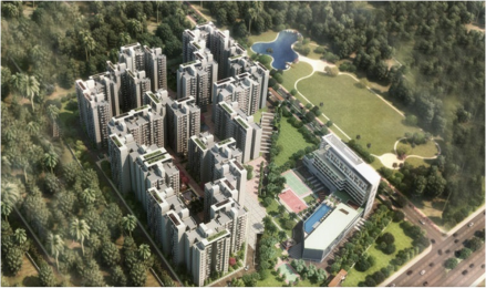 1286 sqft, 3 bhk Apartment in TATA New Haven Nelamangala Town, Bangalore at Rs. 69.9000 Lacs