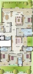 4400 sqft, 4 bhk Apartment in Jaypee Augusta Town Home Sector 128, Noida at Rs. 1.4000 Lacs