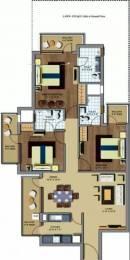 1620 sqft, 3 bhk Apartment in CHD Avenue 71 Sector 71, Gurgaon at Rs. 23000