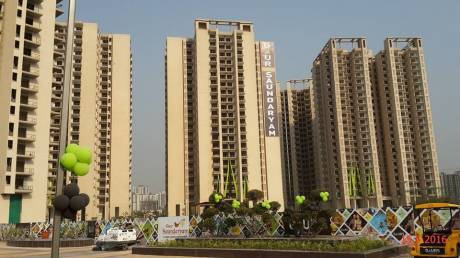 1550 sqft, 3 bhk Apartment in Builder GAUR sAUNDARYAM Noida Extension, Greater Noida at Rs. 73.0000 Lacs