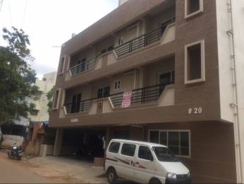 1000 sqft, 2 bhk Apartment in Builder Project Horamavu, Bangalore at Rs. 18000
