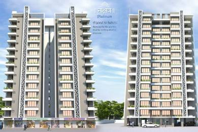 1227 sqft, 2 bhk Apartment in Happy Home Nakshatra Platinum Palanpur, Surat at Rs. 10000