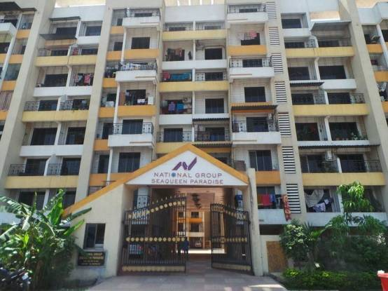1100 sqft, 2 bhk Apartment in National Sea Queen Paradise Kharghar, Mumbai at Rs. 17000