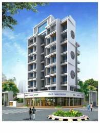 1075 sqft, 2 bhk Apartment in Builder Project Koperkhairane, Mumbai at Rs. 1.2500 Cr