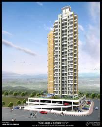 1070 sqft, 2 bhk Apartment in Juhi Niharika Residency Kharghar, Mumbai at Rs. 90.0000 Lacs