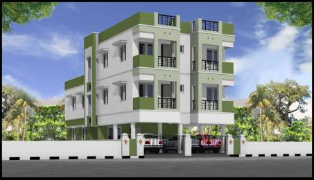1100 sqft, 2 bhk Apartment in Builder RATHNAM ENCLAVE Mugalivakkam, Chennai at Rs. 14500