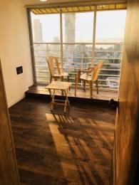 410 sqft, 1 bhk Apartment in Omkar Unitech Omkar Vayu Mahim, Mumbai at Rs. 40000