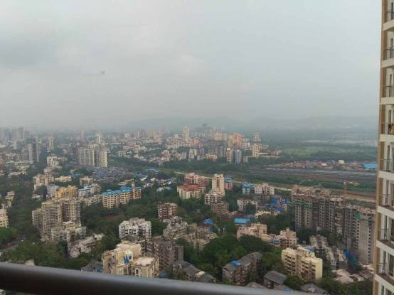 1778 sqft, 3 bhk Apartment in Kalpataru Crest Bhandup West, Mumbai at Rs. 50000