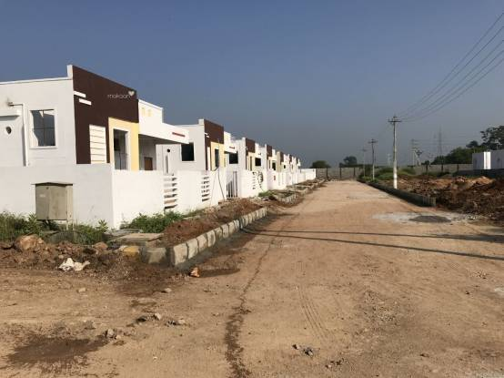 1250 sqft, 2 bhk IndependentHouse in Builder Project Bhanur, Hyderabad at Rs. 46.0000 Lacs