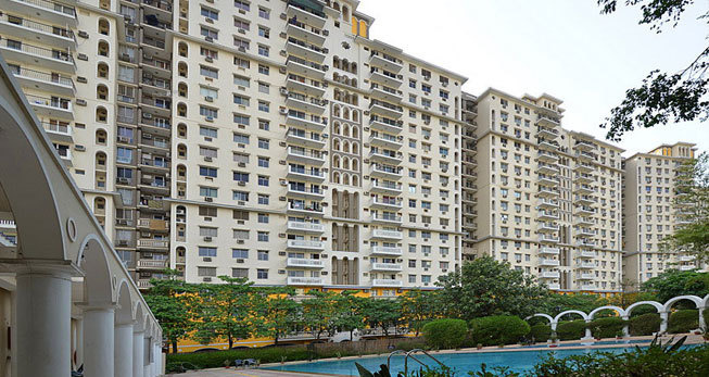 1718 sqft, 4 bhk Apartment in DLF Belvedere Park Sector 24, Gurgaon at Rs. 1.9000 Cr
