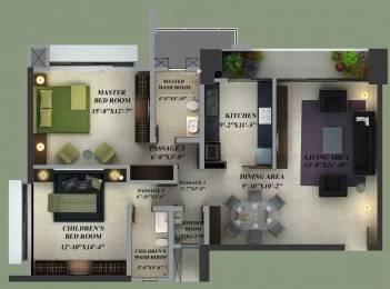 1652 sqft, 2 bhk Apartment in Red Saifee Park Byculla, Mumbai at Rs. 4.6000 Cr