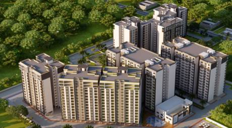 1305 sqft, 2 bhk Apartment in Shriram Suhaana Yelahanka, Bangalore at Rs. 16000