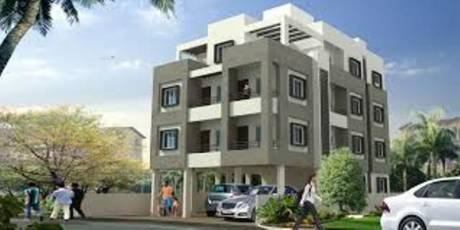 1063 sqft, 2 bhk Apartment in Builder Project Kanke Road, Ranchi at Rs. 33.6000 Lacs