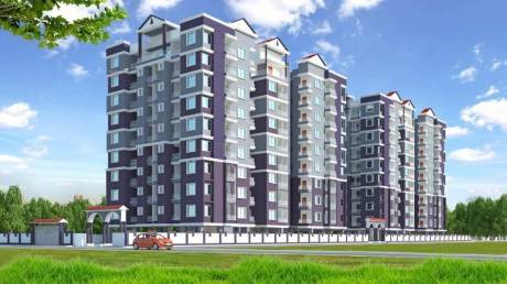 893 sqft, 2 bhk Apartment in Builder Project Bariatu, Ranchi at Rs. 31.2550 Lacs