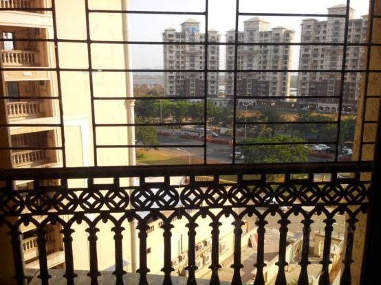 1456 sqft, 3 bhk Apartment in Builder Project Ulwe, Mumbai at Rs. 13000