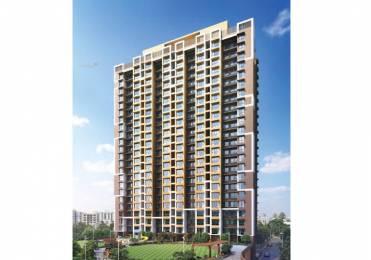 429 sqft, 1 bhk Apartment in Chandak Nishchay Wing F Borivali East, Mumbai at Rs. 61.0000 Lacs