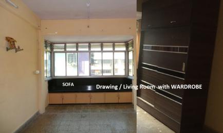 585 sqft, 1 bhk Apartment in Builder Shanti Hillview Apt Mulund West, Mumbai at Rs. 25000