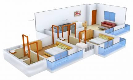 1040 sqft, 2 bhk Apartment in Fenkin Belleza Thane West, Mumbai at Rs. 90.0000 Lacs