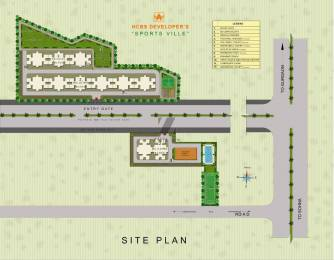 550 sqft, 1 bhk Apartment in HCBS Sports Ville Sector 2 Sohna, Gurgaon at Rs. 11.8800 Lacs