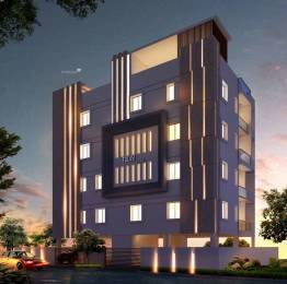 1204 sqft, 2 bhk Apartment in Builder TULASI HOMES SL Chikkadapally, Hyderabad at Rs. 86.2600 Lacs