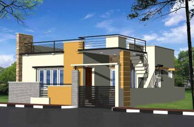 950 sqft, 2 bhk Villa in Builder Project Vijayanagar 4th Stage, Mysore at Rs. 55.5000 Lacs