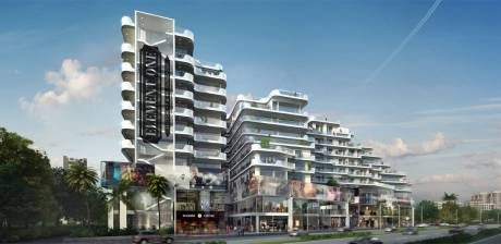 671 sqft, 1 bhk Apartment in Satya Element One Sector 49, Gurgaon at Rs. 80.0000 Lacs