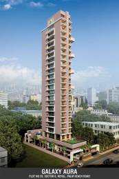 2000 sqft, 3 bhk Apartment in Builder Galaxy Aura Sector 6 Nerul Palm Beach Road nerul west, Mumbai at Rs. 4.5000 Cr