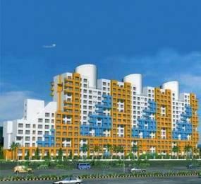 915 sqft, 2 bhk Apartment in National Meridian Apartments Nerul, Mumbai at Rs. 41000