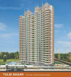 1285 sqft, 2 bhk Apartment in Metro Tulsi Sagar Nerul, Mumbai at Rs. 43000