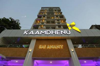 1060 sqft, 2 bhk Apartment in Kaamdhenu Sai Anant Sanpada, Mumbai at Rs. 1.8000 Cr