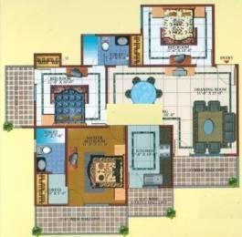 1475 sqft, 3 bhk Apartment in Gardenia Square Crossing Republik, Ghaziabad at Rs. 48.0000 Lacs