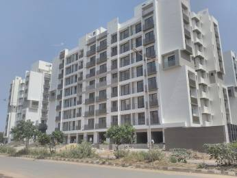 1395 sqft, 2 bhk Apartment in Sheladia Poornam Residency Kudasan, Gandhinagar at Rs. 43.4000 Lacs