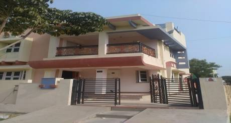 2250 sqft, 4 bhk Villa in Builder Vrundavan Bungalows Kudasan, Gandhinagar at Rs. 1.3500 Cr