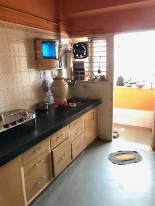 1200 sqft, 3 bhk Apartment in Builder Aakruti Apartment Sector 23, Gandhinagar at Rs. 50.0000 Lacs