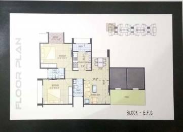 1152 sqft, 2 bhk Apartment in Swagat Queens Land Phase 1 Sargaasan, Gandhinagar at Rs. 38.4000 Lacs